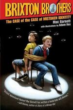 Brixton Brothers Ser.: The Case of the Case of Mistaken Identity 1 by Mac...