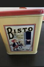 Bisto Best Beef gravy limited edition tin collectors box vintage style inspired