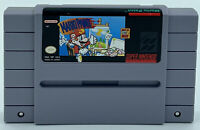 Mario Paint Super Nintendo SNES Cartridge Only Cleaned Tested Authentic Works