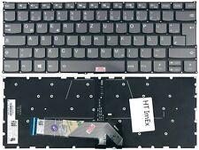 De-teclado con iluminación, sin marco para lenovo yoga 530-14ikb (81ek)