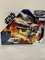 NEW Star Wars Mission Fleet Anakin Skywalker Jedi Starfighter