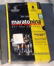 VHS RARITA bavisela maratonina europea 2000-Trieste RAI X il PICCOLO di Trieste