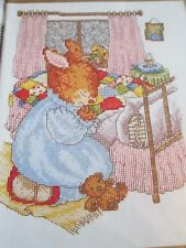 """Nuit Avant Noël's Woodland monde cross stitch chart only"
