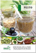 Pesto - Rezepte geeignet für Thermomix TM5 TM31 Kochstudio-Engel für Nudeln