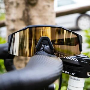 Polarized Sunglasses Outdoor Cycling Glasses UV400 Bike Goggles Sports Eyewear