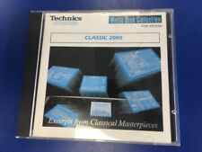 Technics Floppy Disc KN Series Keyboard, Classic 2000, Classic Masterpieces