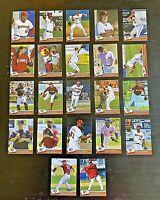 *NICE* 2007 HARRISBURG SENATORS Minor League Baseball Card Team Set (INCOMPLETE)
