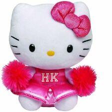 Peluche Hello Kitty Animadora Original de la Marca Ty Sanrio Juguete Niños Kity