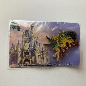 Disney's Visa Cardmember Exclusive 2006 - Tinker Bell Disney Pin 45417