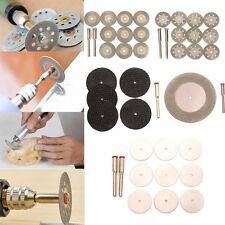 Diamond Rotary Cutting Grinding Disc Cut Off Blade Wheel Hand Tools with Mandrel