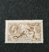 GB KING GEORGE V SG 406 2S6D YELLOW BROWN D.L.R M/MINT