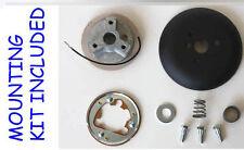 "1967 Chrysler 300 New Yorker Grant Wood Steering Wheel walnut 15"""