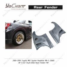 FRP Kit For 00-05 Toyota MR2 Spyder Roadster MRS ZZW30 AP-S-GT Wide Rear Fender