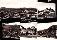 Gernsbach im Murgtal , Ansichtskarte ; gelaufen