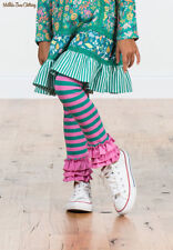 Matilda Jane Take Me Home Leggings Girls Size 6 New In Bag Make Believe Stripe