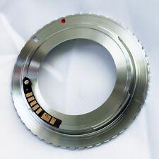 EMF AF confirm M42 screw Lens to canon EOS lens adapter 5D3 5DS 6D 650D 700D