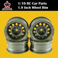 4PCS AUSTAR RC Car 1.9 Inch Wheel Rim 12mm Wheel Hex for 1/10 RC Crawler Car Toy