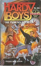 The Phoenix Equation No. 66 by Franklin W. Dixon (1992, Paperback)