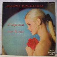 """33 tours HELMUT ZACHARIAS Disque LP 12"""" L'IMPORTANT C'EST LA ROSE - MFP 04628030"""