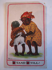 """EARLY 1900'S """"STAND STILL"""" POST CARD BY ULLMAN SERIES 165 - SUBJ 2666 - OFC-B -3"""