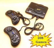 SEGA Mega Drive Mini (Retro)  208Games Builtin  &2controllers UKSTOCK(Brand New)