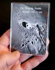MUSEUM EDITION - 3 MOON ROCK DISPLAY - LUNAR METEORITE - Jumbo Display+Easel