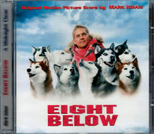 SC - EIGHT BELOW & A MIDNIGHT CLEAR (Complete Motion Score) / Mark Isham