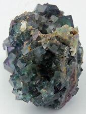 Fluorite, Namibia,  Cabinet-Sized Specimen CM080