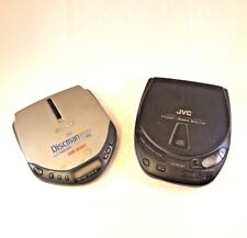 Sony Discman & JVC Portable CD Player *PARTS ONLY*
