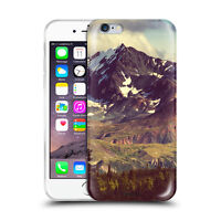 Custodia Cover Design Neve Per Apple iPhone 4 4s 5 5s 5c 6 6s 7 Plus SE