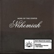 HOPE OF THE STATES - NEHEMIAH - HEAT REACTIVE CARD COVER CD SINGLE