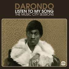 Darondo - Listen To My Song: The Music City Sessions (CDBGPD 233)
