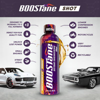 BOOSTane Shot Octane Booster 96 Octane for 16 Gallons (4-Ounce Bottle) NEW