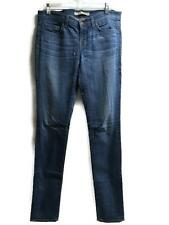 J Brand Jeans Womens The Pencil Style Medium Wash Size 29 Blue Made In USA