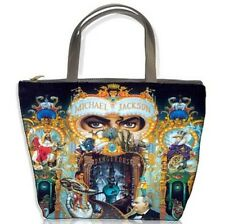 New Michael Jackson Dangerous Bucket Bag Handbags Gift
