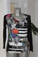 suéter fino col desestructurada multicolor DESIGUAL talla 38 M/40