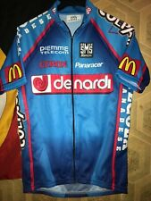 SMS Santini Velo Cycling Jersey Made in Italy men's size S