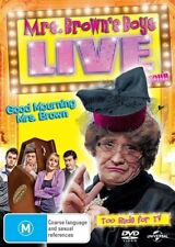 Mrs Brown Boys Good Mourning LIVE DVD NEW REGION 4