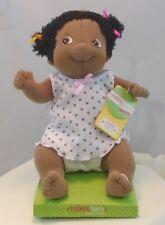 Rubens Barn -  Rubens Kids Lollo Soft Plush African American/Black Baby Doll NEW