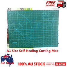 A1 Cutting Mat Self Healing Non Slip Craft Quilting Printed Grid Line Board 9SEA
