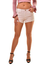 J Brand Womens Low Rise 10280250 Distressed Shorts Pink Size 25 RRP $224 BCF811