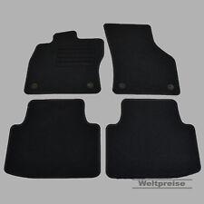 Weltpreise Velours Auto Fußmatten passend für VW Passat 3G B8 Variant Bj.0/2014