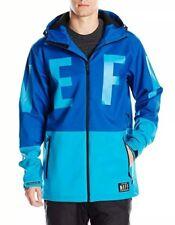 NEFF Daily Technical Softshell 10K Ski Snowboard Jacket Men's Medium NEW $120