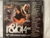Dj Finesse - R&B XCLUSIVE 44- Mixtape CD -