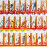 USA Lot 30 pcs Kinds of Fish Fishing Lures Crankbaits Hooks Minnow Baits Tackle