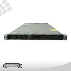 HP ProLiant DL360 Gen9 G9 8SFF 2x 8 CORE E5-2640v3 2.6GHz 64GB RAM 8x 300GB SAS