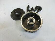 Yamaha XS 360 1U4 Lichtmaschine Rotor Anlasserfreilauf Polrad Freilauf Kette