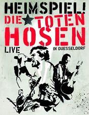 """DIE TOTEN HOSEN """"HEIMSPIEL-DTH LIVE IN..."""" DVD NEUWARE!"""