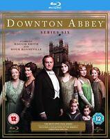 Downton Abbey - Series 6 [Blu-ray] [2015] [DVD][Region 2]
