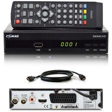 Comag DKR40 DVB-C HD HDTV TV Receiver USB Kabelreceiver HDMI Kabel DVB-C digital